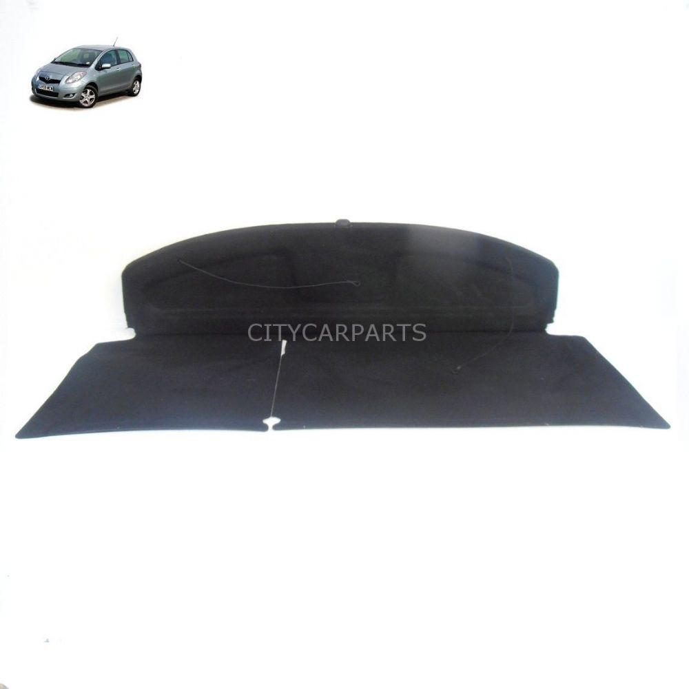 Toyota Yaris Mk2 Models From 2006 To 2011 Parcel Shelf Load Boot Cover